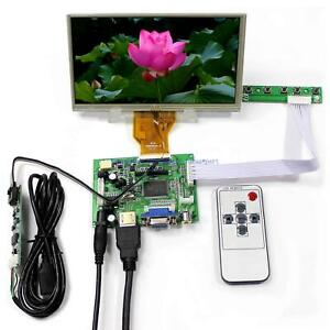 7 Inch Lcd Display Touch Screen 1024 600 For Raspberry Pi 4 B All Platform Pc