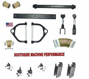 Southside Machine Performance G body 1978 1988 Ultimate Drag Package