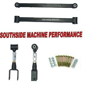 Poly Rear Double Adjustable Control Arm Kit 73 77a Body Chevelle Monte Elcamino