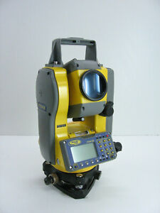 Spectra Percision Ts415 Total Station For Surveying One Month Warranty