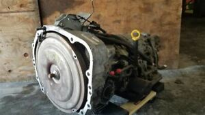 02 Subaru Forester 4 Speed Automatic Transmission Tz1a3zc3aa