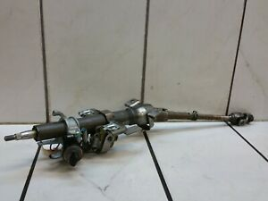 2007 Mitsubishi Eclipse Steering Column Manual Trans W Ignition Switch