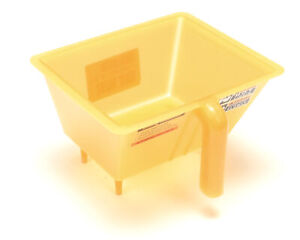 Bunn 39756 1005 Kit Funnel Assembly Sq Yellow Free Shipping Genuine Oem