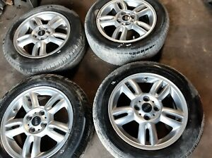 2011 2014 Mini Cooper R56 175 65 R15 Wheel Rims W Tires 15 Set Of 4 Oem