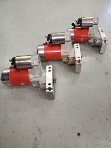 Rebuilt Chevy Sbc Bbc Chevy High Torque Red Starter Tested Used Rebuilt