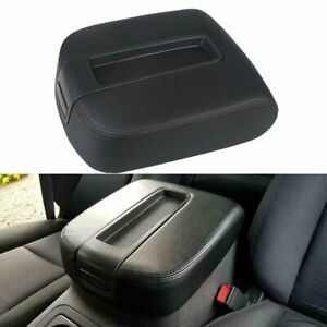 924 875 Center Console Armrest Lid Black Fit Cadillac Chevy Gmc Pickup Truck Suv