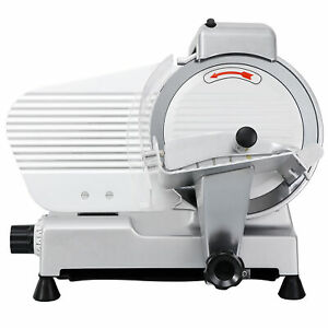 Commercial Electric Meat Slicer 10 Blade 240w 530 Rpm Deli Cheese Food Cutter