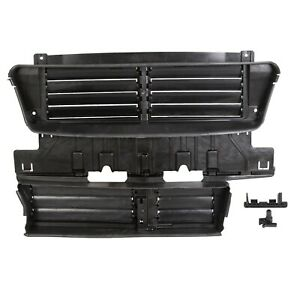 Radiator Core Support Shutter Assembly For Ford 2017 2018 2019 Fusion Hs7z8475a