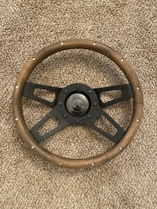 Grant Products Grant Products 404 Challenger Wood Wheel Free Shipping