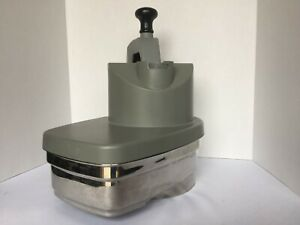 Robot Coupe Food Processor W lid Head Feed Attachment r401 More