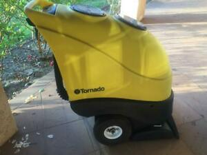 Tornado Marathon 1200 Carpet Cleaner extractor With Wand Completely Refurbished