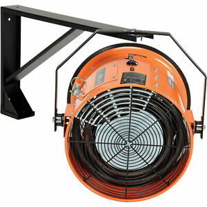 Electric Wall Mount Salamander Heater 208v 15 Kw 3 Phase