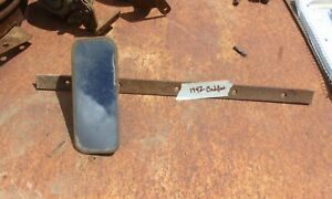1942 1946 1947 Cadillac Rear View Mirror Rare f