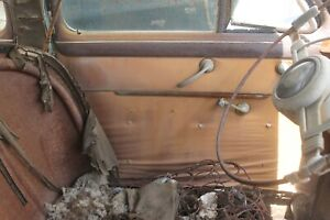 1942 1946 1947 Cadillac Left Internal Door Hardware br