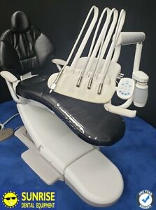Adec 411 Dental Patient Chair W Adec 333 Euro Style Delivery System Refurbished