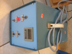 Rare Vintage Ats Applied Test System 510 Sealing Compound Test Machine Control