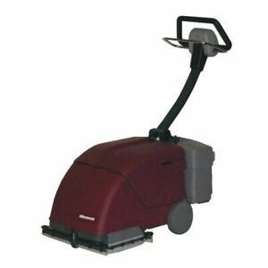 Refurbished Minuteman Port A Scrub 14 Walk Behind Floor Scrubber