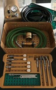 Medtronic Midas Rex Legend Vo2 Pneumatic Neuro Set