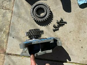 Willys Jeep Dana 20 Transfercase To Th400 Transmission Adapter With Gears