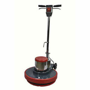 Boss Cleaning Equipment Floor Machine 20 1 5 Hp With Pad Driver