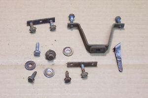 1965 1966 Ford Galaxie Other Air Conditioner A C Under Dash Unit Support Bracket