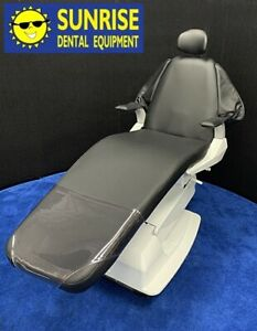 Belmont Bel20 Dental Patient Chair Seamless Vinyl Upholstery color Of Choice