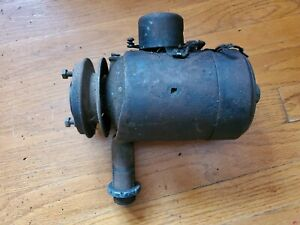 Original 1932 Ford Flathead V8 Generator Early Deuce Flatty Intake 32