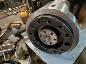 Eb Manufacturing 10 Inch Cnc Face Driving Lathe Chuck