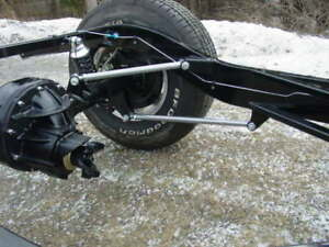 Triangulated 4 Link Suspension Hot Rod Rat Truck Classic Car Air Ride