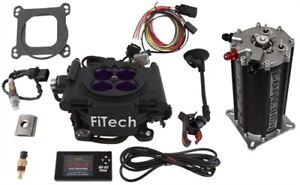 Fitech Fuel Injection 30008k4 Meanstreet Efi Throttle Body System Master Kit 800