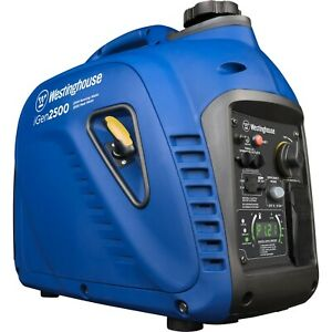 Open Box Westinghouse Igen2500 Portable Inverter Generator