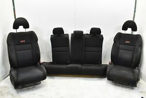 2006 2011 Honda Civic Si Sedan Seats Seat Set Front Rear Oem 06 11