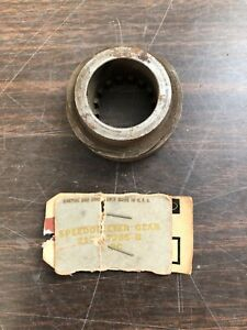 1942 1946 1947 Ford Truck Transmission Speedometer Drive Gear 6 Tooth Nos 219