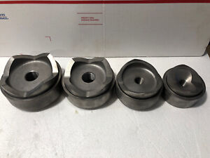 Greenlee 7304 Knockout Set From 2 1 2 To 4 Inch c