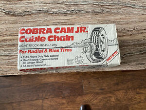 Cobra Cam Jr Cable Chain Light Truck For Radius Or Bias Ply Tires Model 1661