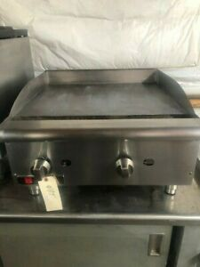 Cecilware Pro 24 Natural Gas Griddle Manual Model Gcp 24