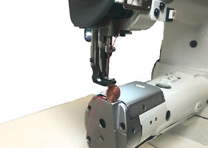 Gl 8342 7 automatic Cylinder Single Needle Walking Foot Sewing Machine