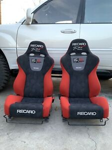 Jdm Recaro Sp j Top Fuel Japan Seats Authentic Civic Integra Type R B18 B16 Vtec