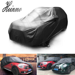 Full Car Cover Sun Snow Dust Rain Resistant Protection For Mini Cooper Jcw One S