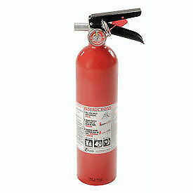 Kidde Fire Extinguisher Dry Chemical 2 1 2 Lb