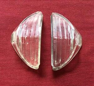 1965 Buick Riviera Parking Lenses Clear