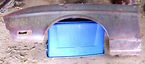 1971 1972 Other Ford Mustang Mach1 Lh Driver Front Fender Oem