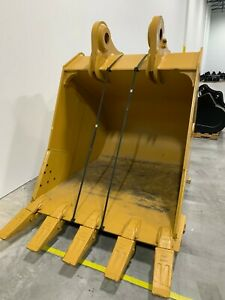 New 66 Heavy Duty Excavator Bucket To Fit A Caterpillar 365 Vb linkage