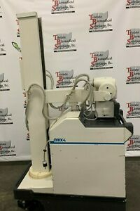 Patient Ready Ge Amx4 Portable X ray Unit