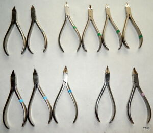 11 Stainless Steel Usa Dental Pliers