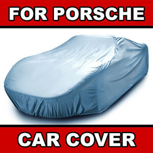 Porsche outdoor Car Cover All Weather Waterproof Warranty custom fit