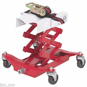 Transmission Jack 450lb Capacity Low Lift Car Auto Transmission Jack Lift Hoist