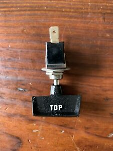 1959 Ford Skyliner Retractable Roof Switch