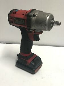 Mac Tools Bwp038 3 8 Drive Cordless Impact Wrench 12 Volt Battery