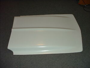 36 Cowl Induction Bond On Fiberglass Hood Scoop Made In The Usa